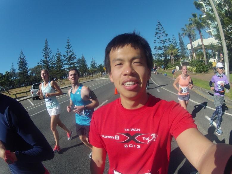 澳洲打工度假黃金海岸馬拉松