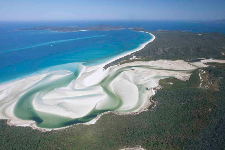 澳洲最美沙灘聖靈群島