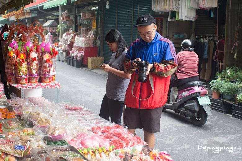 嘉義東市場美食